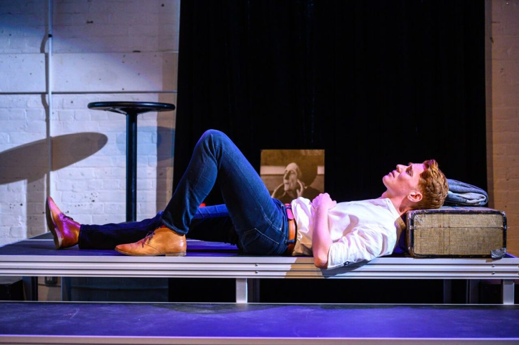 Isaiah Bell in the 2019 Premiere (photo credit Dahlia Katz)