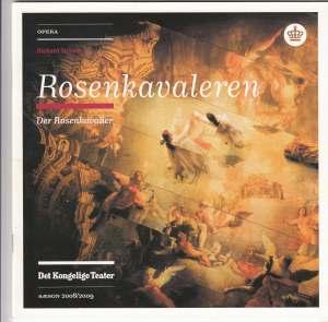 Rosenkavaljeren på Det Kongelige Teater Operaen Köpenhamn