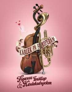 Kärlek på Folkoperan - Kärleksdrycken som musikal