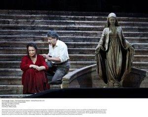 Cavalleria Rusticana - Pajazzo på Det Kongelige Teater Operaen