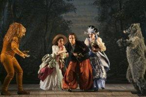 Orlando Paladino operapremiär på Drottningholm