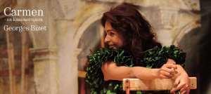 Bizets Carmen - en kammarversion på Danmarksturné