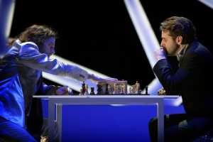 Chess musikalsatsning - GöteborgsOperan