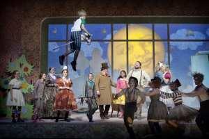 Britten - opera familjeföreställning på Malmö Opera