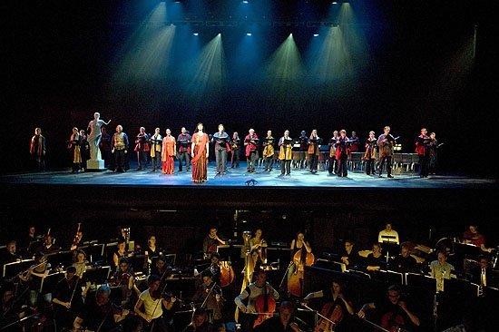 Prinsessan av Cypern på Malmö Opera - libretto