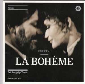 La Bohème på Det Kongelige Teater Operaen i Köpenhamn - synopsis