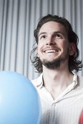 Rasmus Bodén bas utbildad på Operahögskolan
