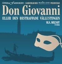 Don Giovanni med Operafabriken - synopsis