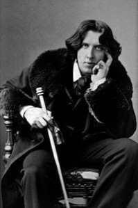 Oscar Wilde i Vadstena med The Importance of being Earnest