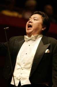 Francesco Hong tenor