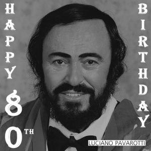 Luciano Pavarotti 1935 - 2007