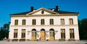 Titus Mildhet på Drottningholm