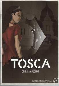 Tosca kanonuppsättning på GöteborgsOperan