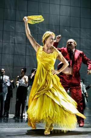 Lady Macbeth fra Mtsensk – Det Kongelige Teater Operaen – synopsis