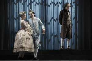 Cosi fan tutte på Den Jyske Opera i Aarhus – synopsis