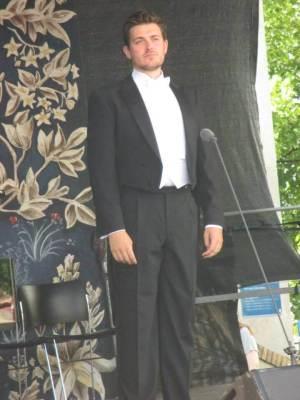 Årets Operatalent på Wilhelms-scenen