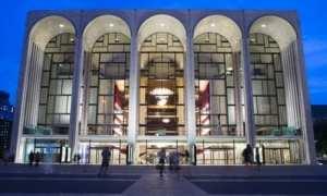 La Bohème at Metropolitan Opera Metplayer- synopsis