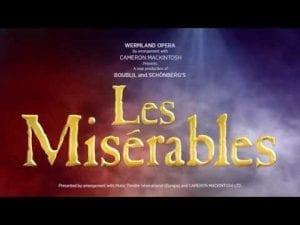 Les Misérables på Wermland Opera