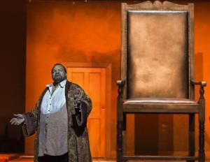 Falstaff – teaterföreställning med musik på Operaen