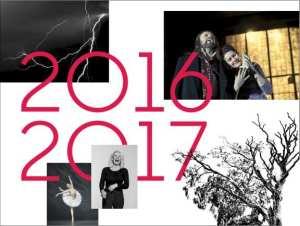 Säsongsprogrammet 2016-17 på Den Kongelige Opera i Köpenhamn