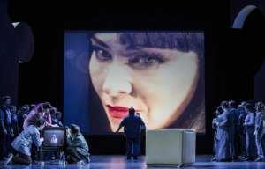 Turandot i Puccinioriginalpå DNO Opera & Ballett
