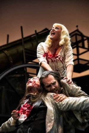 Salome på Operaen – utmärkt avskedsföreställning och födelsedagshyllning