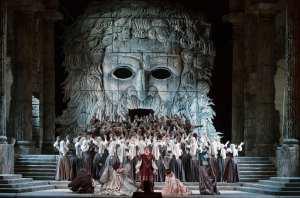 Idomeneo från Metropolitan Opera en överlång operaupplevelse