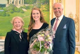 Nytt stort operastipendium tilldelas Cornelia Beskow -Birgitta Svendén, Cornelia Beskow och Anders Wall