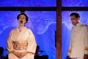 Madame Butterfly med Skånska operan i Ystad