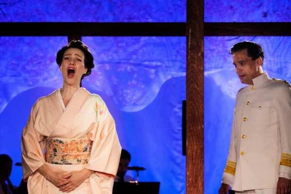 Madame Butterfly med Skånska operan i Ystad - bild Håkan Röjder