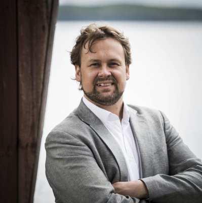 Alexander Niclasson ny konstnärlig ledare för Opera på Skäret