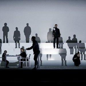 Brödre som opera stor succé vid urpremiären på Musikhuset