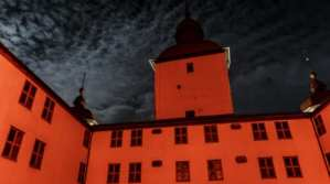 Vampyren Sverigepremiär och debut på Läckö
