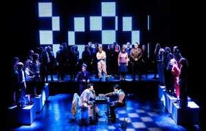Chess på svenska på Kristianstads Teater