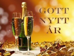 Ett Gott Nytt År 2018!!!