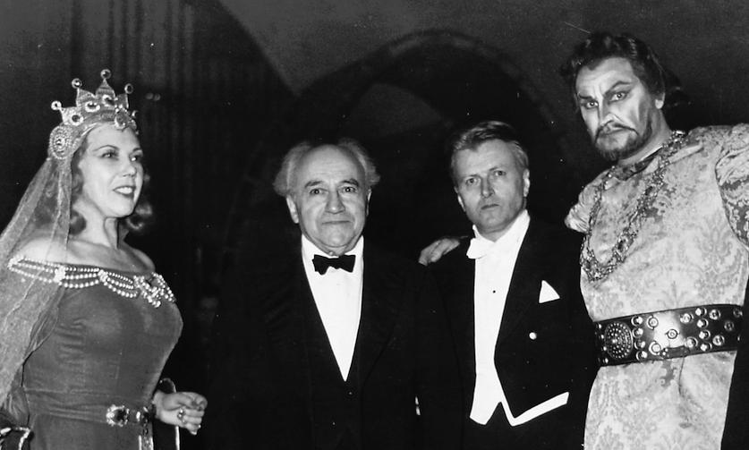 Ernest Bloch en de 'andere Macbeth' | Place de l'Opera