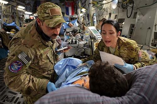 medical technician - best air force jobs