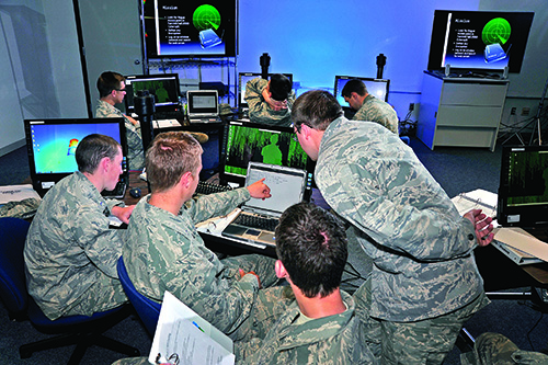 cyber warfare - best air force jobs