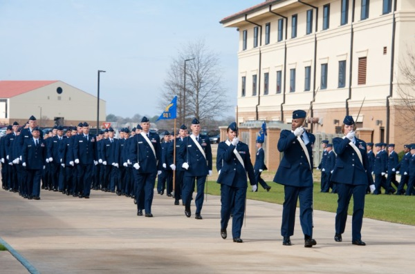 air force officer training school