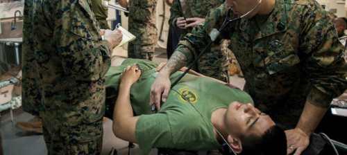 navy hospital corpsman