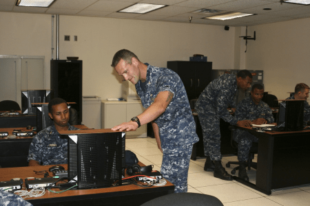 navy security analyst