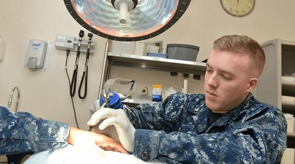 Hospital Corpsman (HM-5YO)