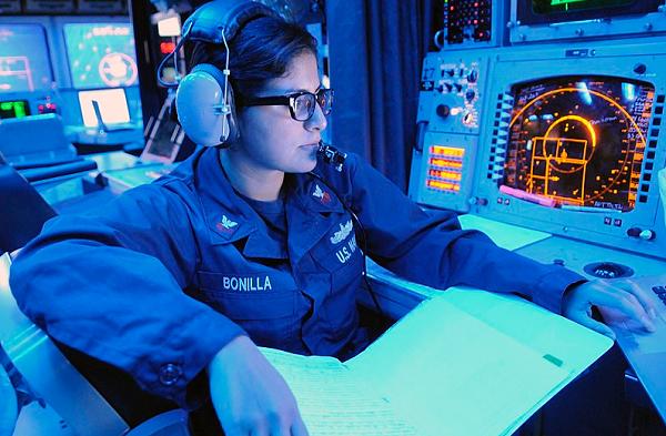 Sonar Technician - Surface (STG-SG)