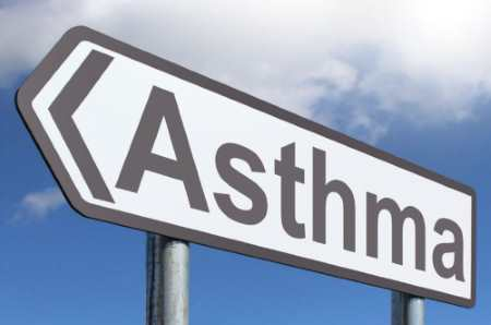 can a pilot have asthma