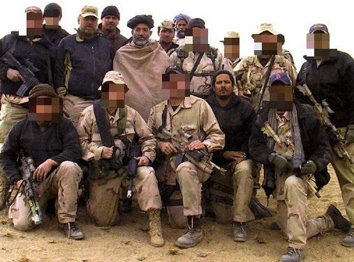 delta force members become cia sad members