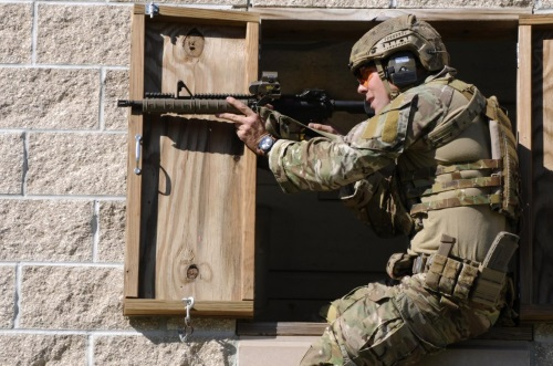 shooting qualifications green beret training