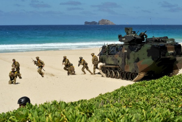 a lot of people join the military for the great travel benefits
