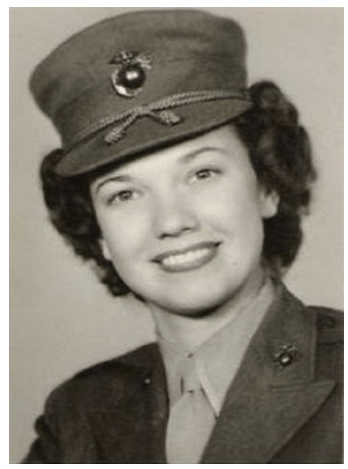 bea arthur - famous female marines