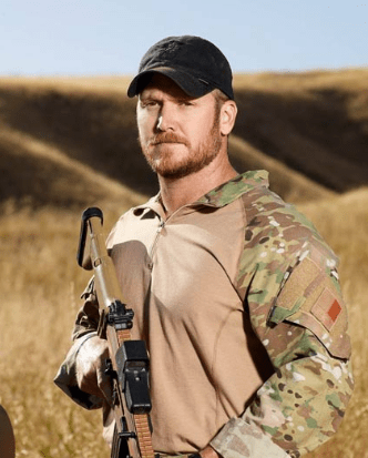 chris kyle - famous navy seal