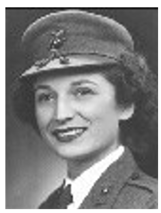 ruth wood - famous female marines